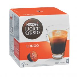 DOLCEGUSTO CAPSULES CAFE LUNGO