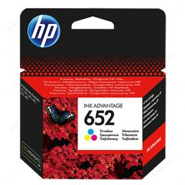 HP 652 F6V24AE TRI-COLOR
