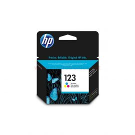 HP HP123 INK TRICOLOR