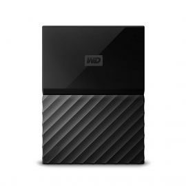 WESTERN DIGITAL MY PASSPORT 2TO NOIR