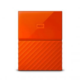 WESTERN DIGITAL MY PASSPORT 2TO ORANGE