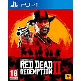 PLAYSTATION RED DEAD REDEMPTION 2