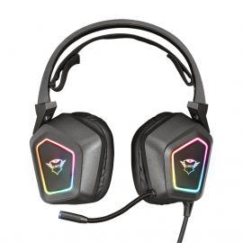 TRUST CASQUE FIL GAMER GXT450 BLIZZ 7.1