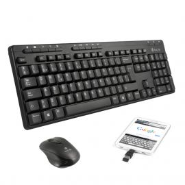 NGS PACK CLAVIER+SOURIS+ADAPTATEUR OTG