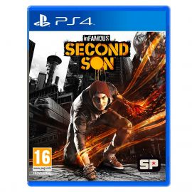 SONY INFAMOUS SECOND