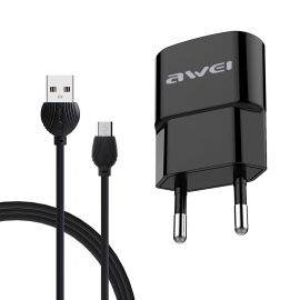 AWEI C-831 + CABLE TYPE-C NOIR