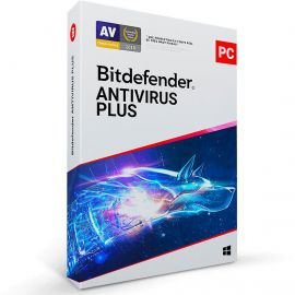 BITDENFENDER ANTIVIRUS TOTAL SECURITY 1AN 3PC