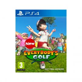 PLAYSTATION EVERYBODY'S GOLF
