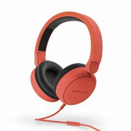 ENERGY SISTEM CASQUE FILAIRE STYLE1 TALK ROUGE