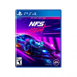 PLAYSTATION NEED FOR SPEED : HEAT