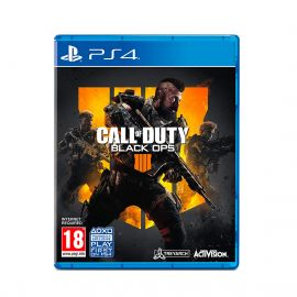 PLAYSTATION CALL OF DUTY : BLACK OPS 4