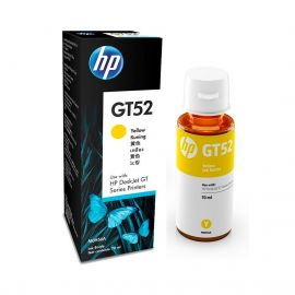HP BOUTEILLE INK GT52 M0H56AE JAUNE