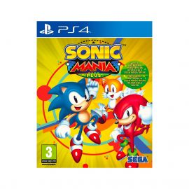PLAYSTATION SONIC MANIA PLUS