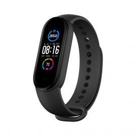 XIAOMI BRACELET CONNECTE MI BAND5 NOIR