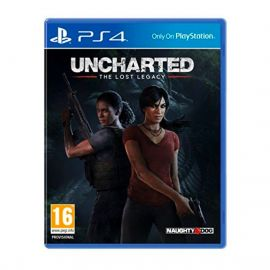 PLAYSTATION JEUX PS4 UNCHARTED: THE LOST LEGACY