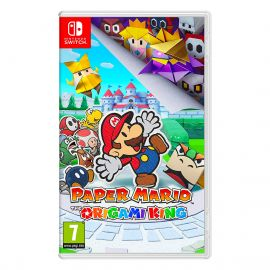 NINTENDO PAPER MARIO THE ORIGAMI KING FR