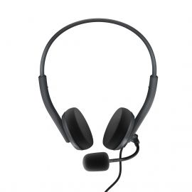 ENERGY SISTEM CASQUE A/ MICRO OFFICE 2 ANTHRACITE