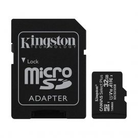 KINGSTON CARTE MSD 32GB 100MB/S CL10 SDCS2