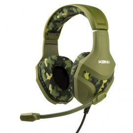 PLAYSTATION CASQUE GAMER PS-400 CAMOUFLAGE PS4