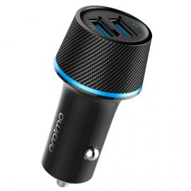ORAIMO CHARGEUR VOITURE 2USB FAST OCC-21D