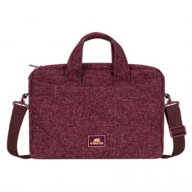 RIVACASE SACOCHE PC 14' 7921 BURGUNDY ROUGE