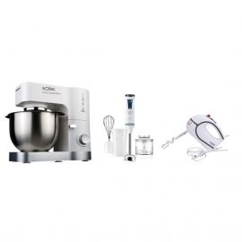SOLAC GREAT STAND MIXER+MIXEUR 600(+) +AC